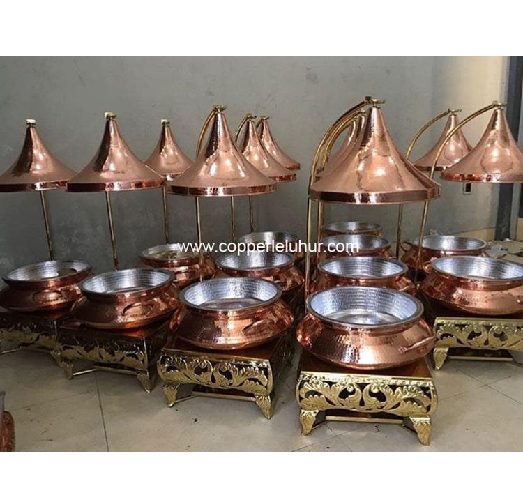 Produk Kerajinan Tembaga, sumber : koleksi Copper Leluhur