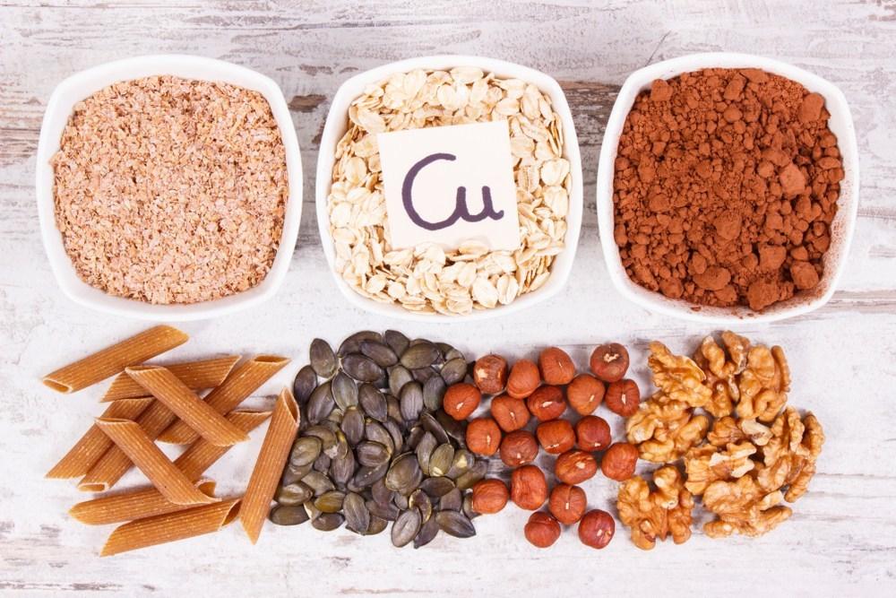 Makanan yang Mengandung Tembaga, sumber : Sains Kimia