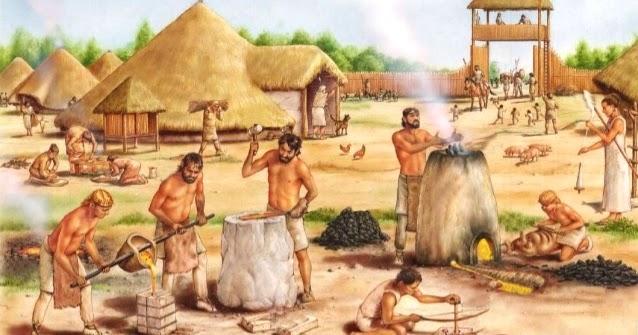Zaman Logam, sumber : Materi Belajar